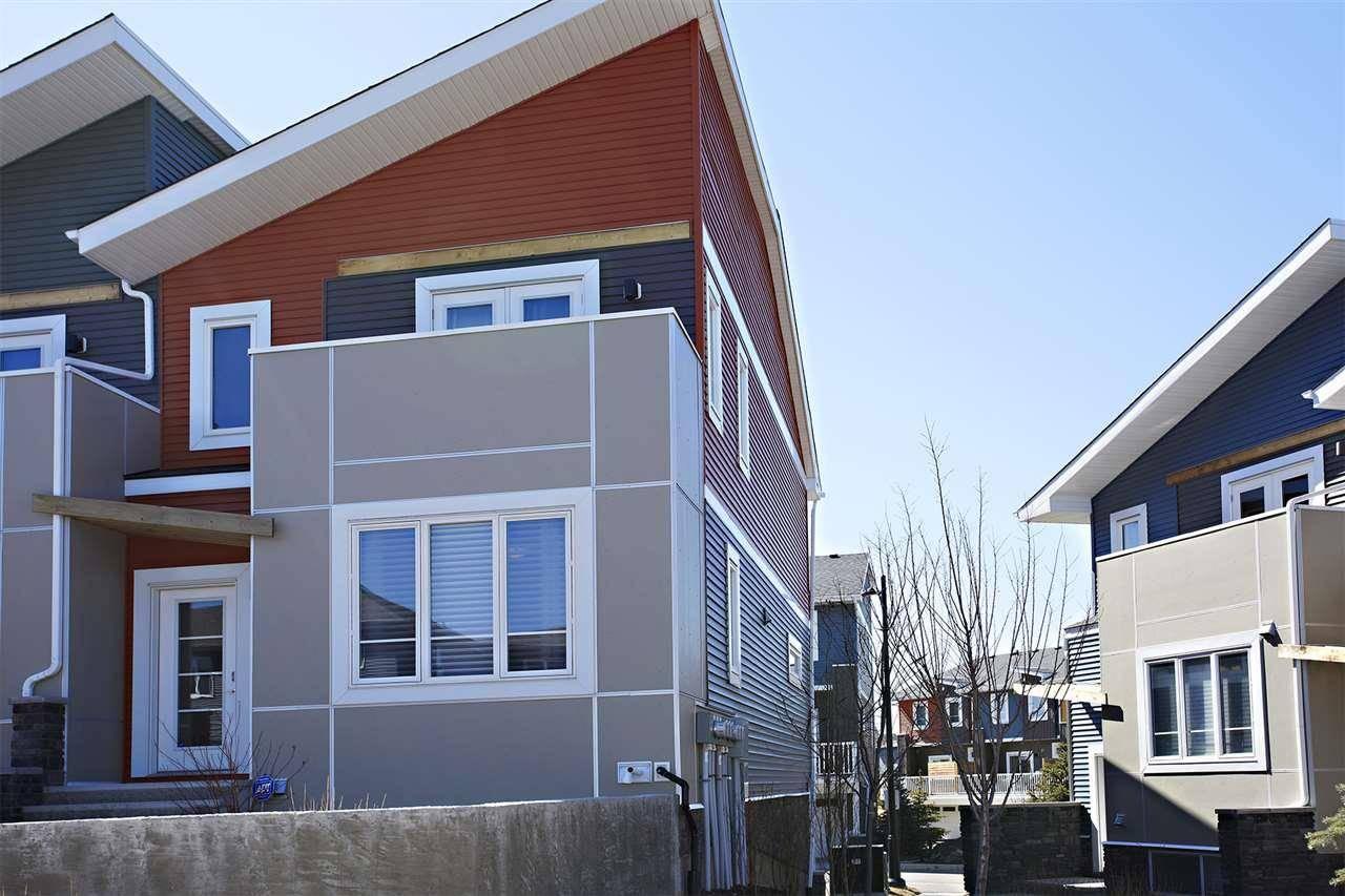 Townhouse for sale at 1480 Watt Dr Sw Unit 17 Edmonton Alberta - MLS: E4194580