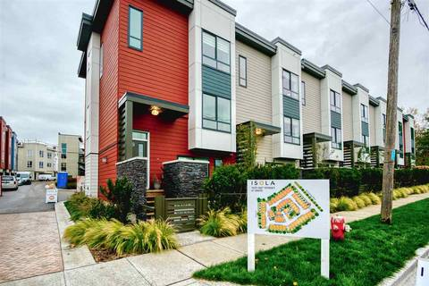 Townhouse for sale at 1670 160 St Unit 17 Surrey British Columbia - MLS: R2374500