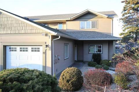 Townhouse for sale at 1700 Deleenheer Rd Unit 17 Vernon British Columbia - MLS: 10172525