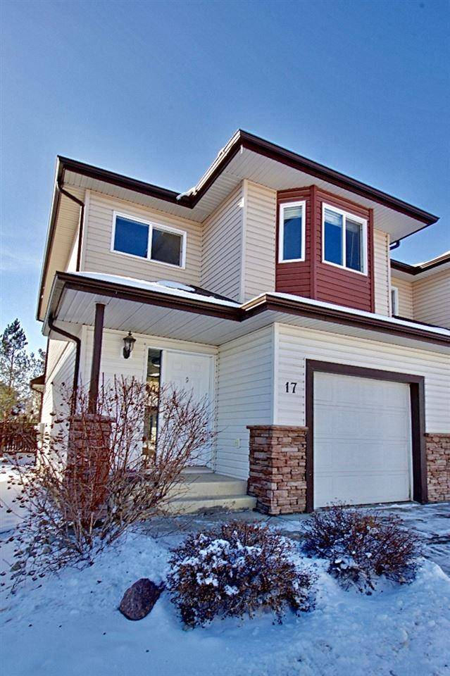 Townhouse for sale at 171 Brintnell Blvd Nw Unit 17 Edmonton Alberta - MLS: E4193152