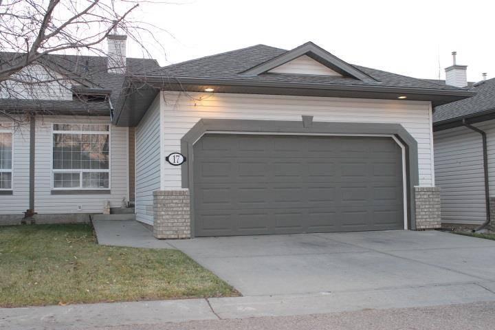 Townhouse for sale at 1752 Glastonbury Blvd Nw Unit 17 Edmonton Alberta - MLS: E4134595