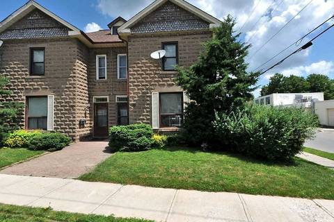 Townhouse for sale at 17 Main St Halton Hills Ontario - MLS: W4457408