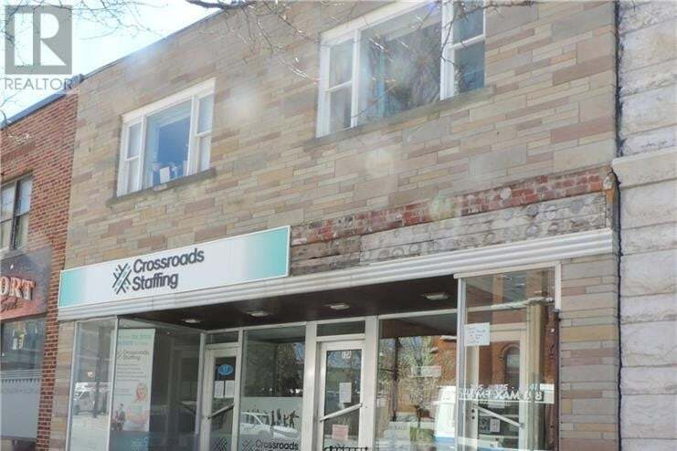 Commercial property for sale at 19 Mississaga St W Unit 17 Orillia Ontario - MLS: 260839