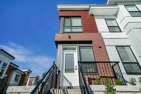 Townhouse for sale at 20087 68 Ave Unit 17 Langley British Columbia - MLS: R2371060
