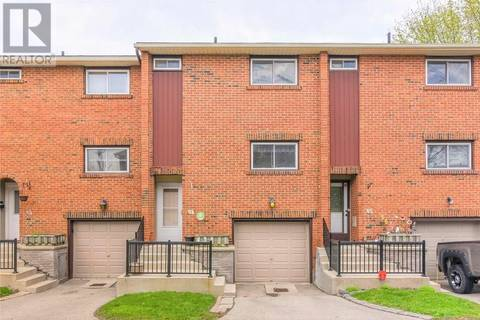Townhouse for sale at 201 Silvercreek Pw North Unit 17 Guelph Ontario - MLS: 30732941