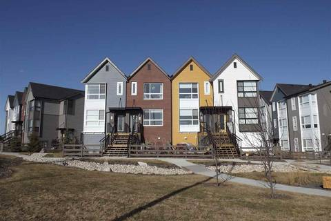 Townhouse for sale at 205 Mckenney Ave Unit 17 St. Albert Alberta - MLS: E4137205