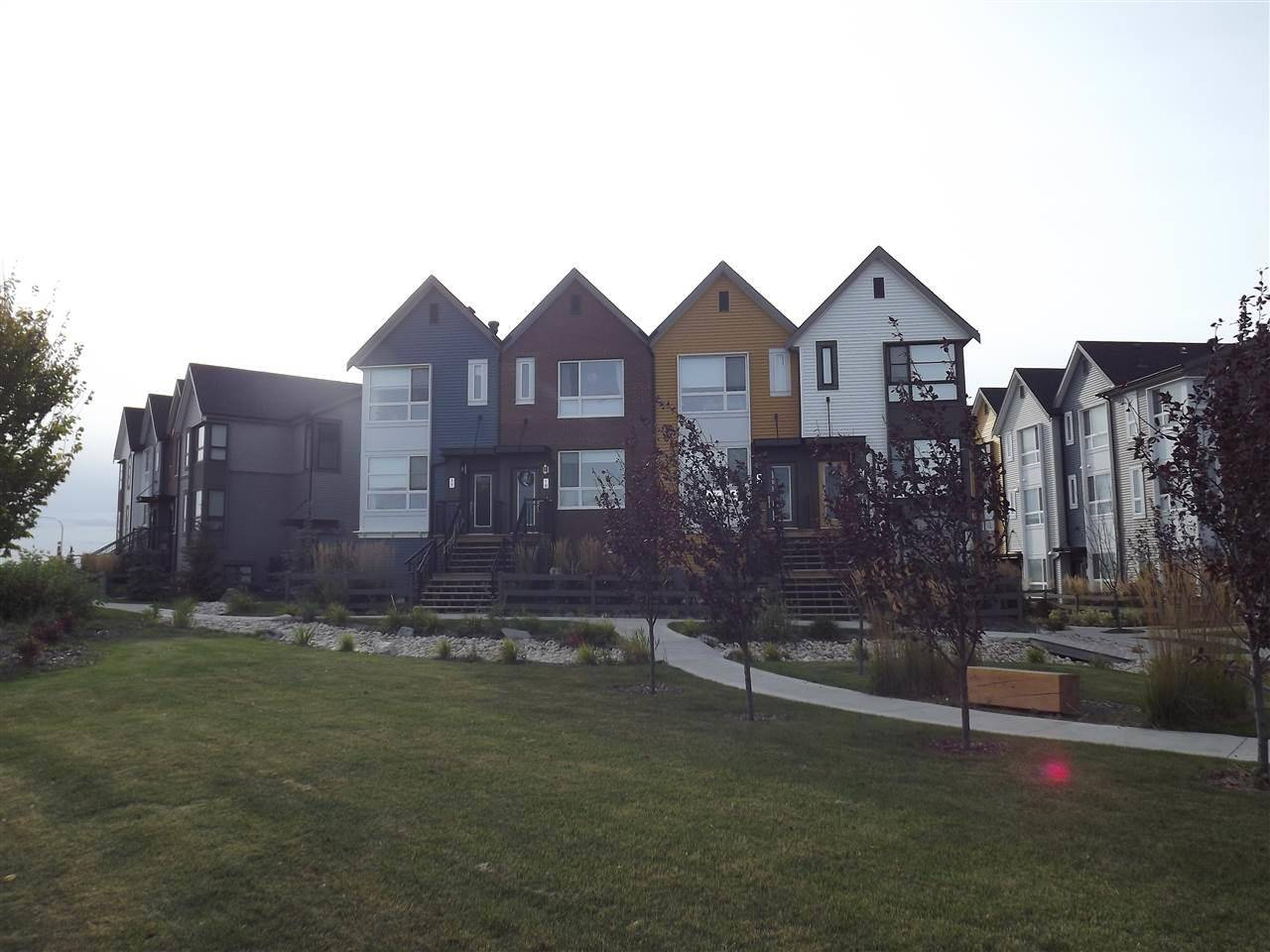 Townhouse for sale at 205 Mckenney Ave Unit 17 St. Albert Alberta - MLS: E4178723