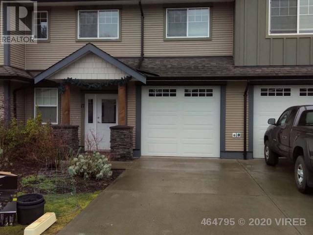 Townhouse for sale at 2112 Cumberland Rd Unit 17 Courtenay British Columbia - MLS: 464795