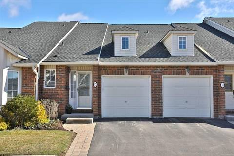 Townhouse for sale at 222 Fellowes Cres Unit 17 Waterdown Ontario - MLS: H4050564