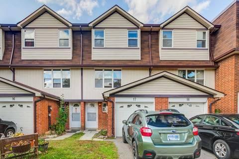 Condo for sale at 235 Bronte St Unit 17 Milton Ontario - MLS: W4607089