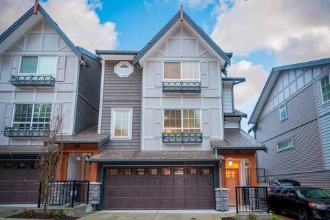 Townhouse for sale at 23539 Gilker Hill Rd Unit 17 Maple Ridge British Columbia - MLS: R2426652