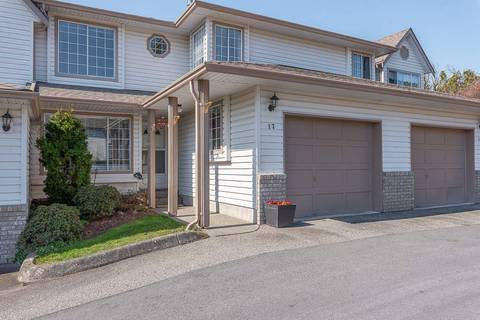 Townhouse for sale at 2575 Mcadam Rd Unit 17 Abbotsford British Columbia - MLS: R2448553