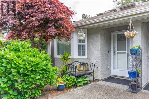 Townhouse for sale at 2600 Ferguson Rd Unit 17 Central Saanich British Columbia - MLS: 410220