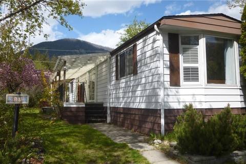 Residential property for sale at 2714 Lower Six Mile Rd Unit 17 Nelson British Columbia - MLS: 2434609