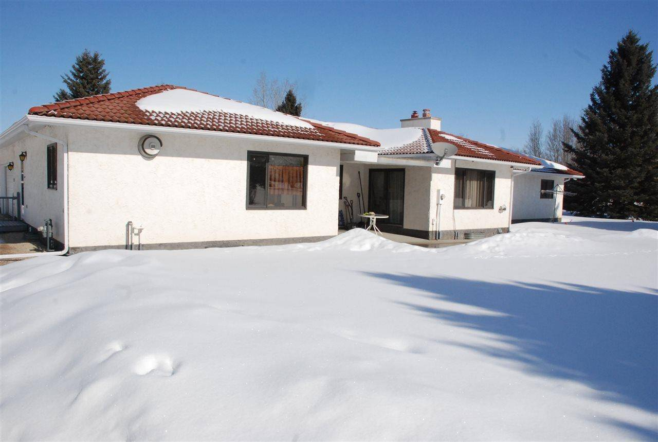House for sale at 27317 Twp Rd Nw Unit 17 Rural Parkland County Alberta - MLS: E4192357