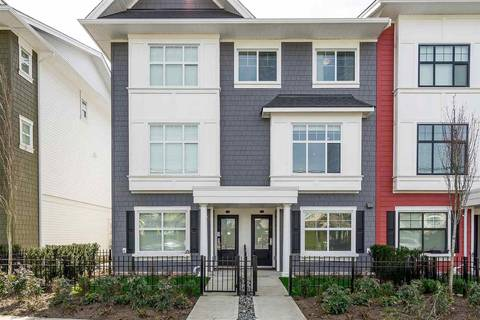 Townhouse for sale at 27735 Roundhouse Dr Unit 17 Abbotsford British Columbia - MLS: R2446431