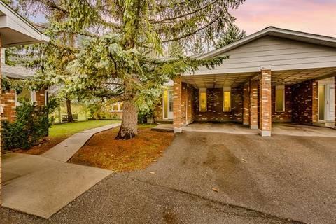 Townhouse for sale at 2815 Palliser Dr Southwest Unit 17 Calgary Alberta - MLS: C4263932