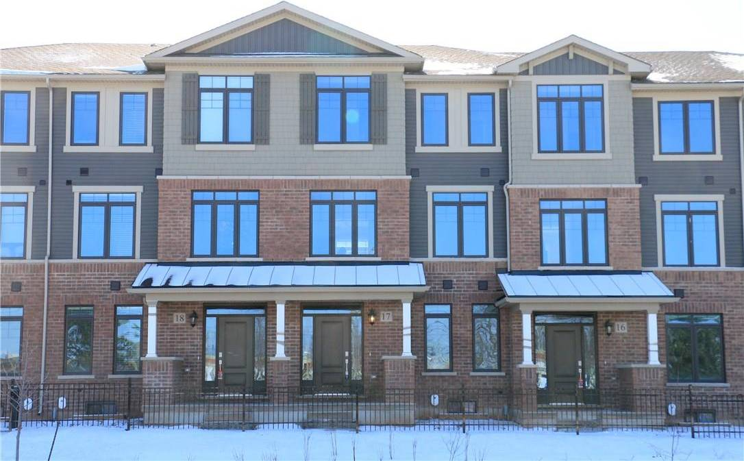 Townhouse for sale at 288 Glover Rd Unit 17 Stoney Creek Ontario - MLS: H4072562