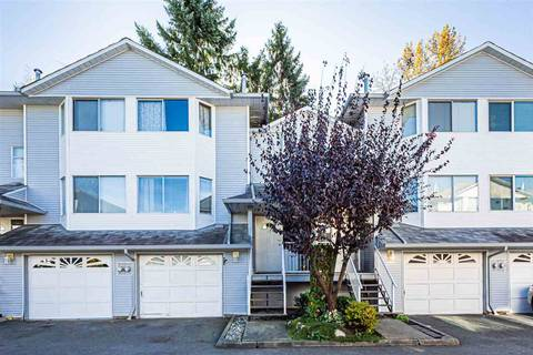 Townhouse for sale at 3087 Immel St Unit 17 Abbotsford British Columbia - MLS: R2416610
