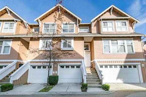 Townhouse for sale at 3088 Francis Rd Unit 17 Richmond British Columbia - MLS: R2435859