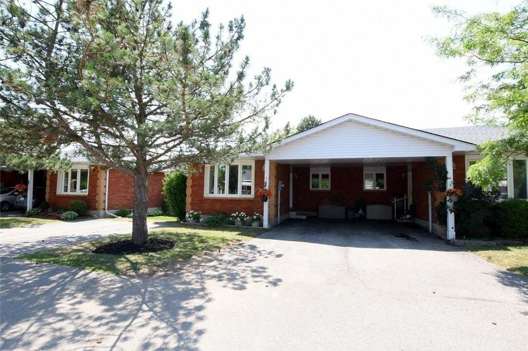 Townhouse for sale at 31 Kinross St Unit 17 Caledonia Ontario - MLS: H4082038