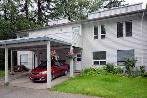 Townhouse for sale at 32310 Mouat Dr Unit 17 Abbotsford British Columbia - MLS: R2375020