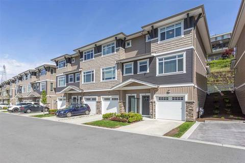 Townhouse for sale at 34230 Elmwood Dr Unit 17 Abbotsford British Columbia - MLS: R2401752