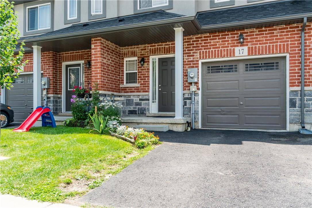 Townhouse for sale at 345 Glancaster Rd Unit 17 Ancaster Ontario - MLS: H4059846