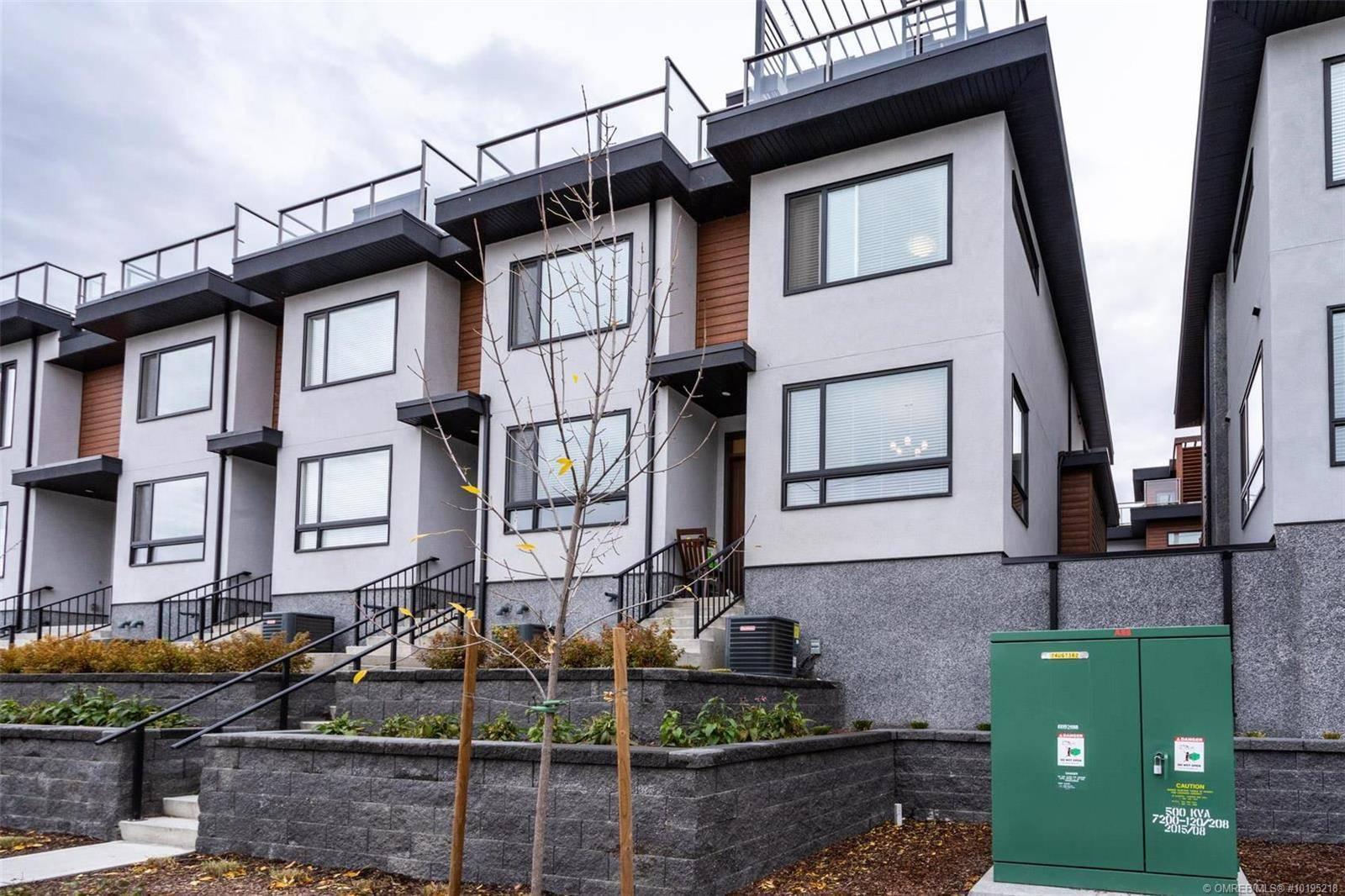 Townhouse for sale at 3510 Landie Rd Unit 17 Kelowna British Columbia - MLS: 10195218