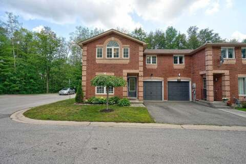 Townhouse for sale at 38 Kenwell Ct Unit 17 Barrie Ontario - MLS: S4864124