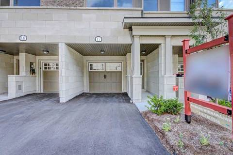 Townhouse for sale at 384 Arctic Red Dr Unit 17 Oshawa Ontario - MLS: E4552859
