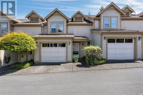 Townhouse for sale at 3947 Cross Rd Unit 17 Victoria British Columbia - MLS: 411763