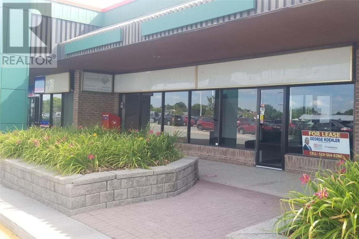Commercial property for lease at 400 Manning Rd Apartment 17 Tecumseh Ontario - MLS: 20009460