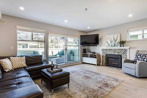 Townhouse for sale at 4163 Sophia St Unit 17 Vancouver British Columbia - MLS: R2436690