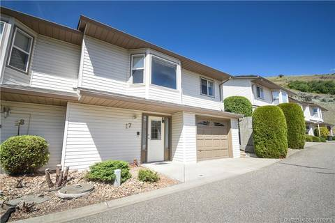 Townhouse for sale at 4210 Alexis Park Dr Unit 17 Vernon British Columbia - MLS: 10182970