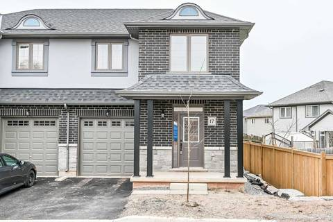 Townhouse for sale at 4297 East Ave Unit 17` Lincoln Ontario - MLS: X4649820