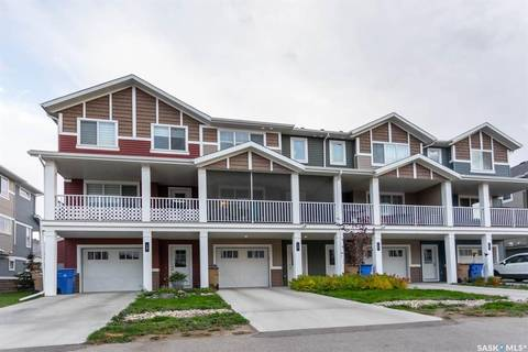 Townhouse for sale at 4541 Delhaye Wy Unit 17 Regina Saskatchewan - MLS: SK787675
