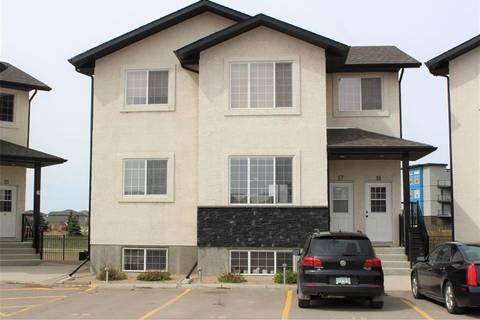 Townhouse for sale at 4640 Harbour Landing Dr Unit 17 Regina Saskatchewan - MLS: SK772896