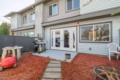 Townhouse for sale at 46689 First Ave Unit 17 Chilliwack British Columbia - MLS: R2359958