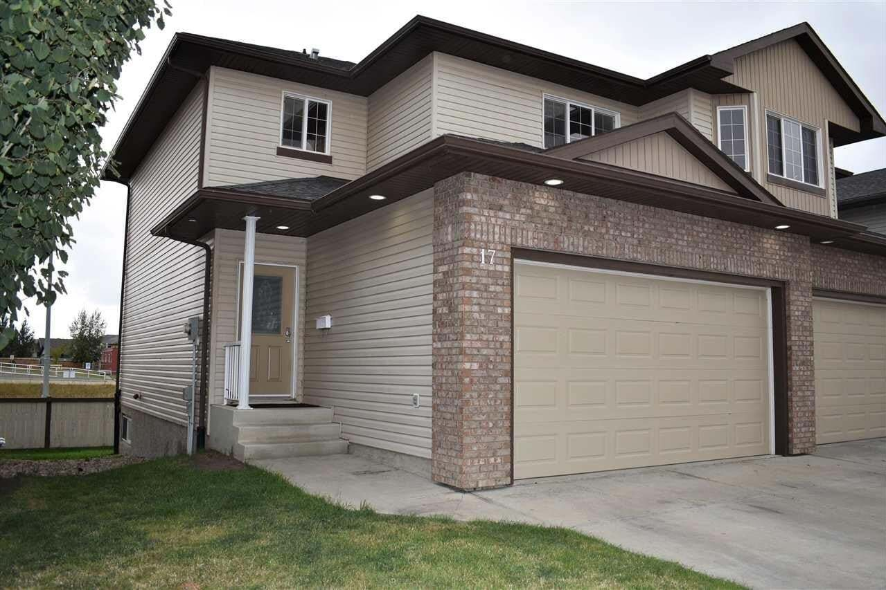 Townhouse for sale at 4900 62 St Unit 17 Beaumont Alberta - MLS: E4209849