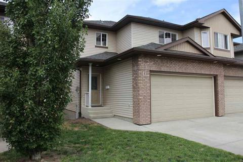 Townhouse for sale at 4900 62 St Unit 17 Beaumont Alberta - MLS: E4143141