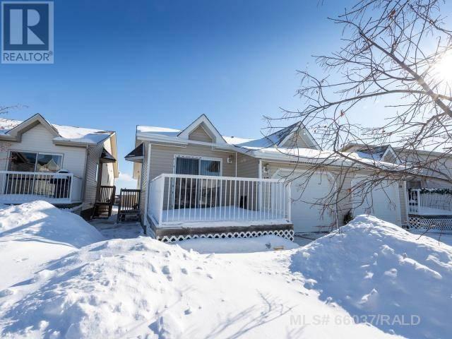 Townhouse for sale at 5104 18th St Unit 17 Lloydminster West Alberta - MLS: 66037