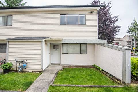 Townhouse for sale at 5271 204 St Unit 17 Langley British Columbia - MLS: R2447722