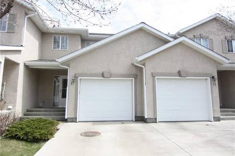Townhouse for sale at 545 Highlands Blvd W Unit 17 Lethbridge Alberta - MLS: LD0165560