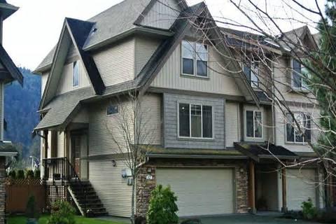 Townhouse for sale at 5556 Peach Rd Unit 17 Sardis British Columbia - MLS: R2398805