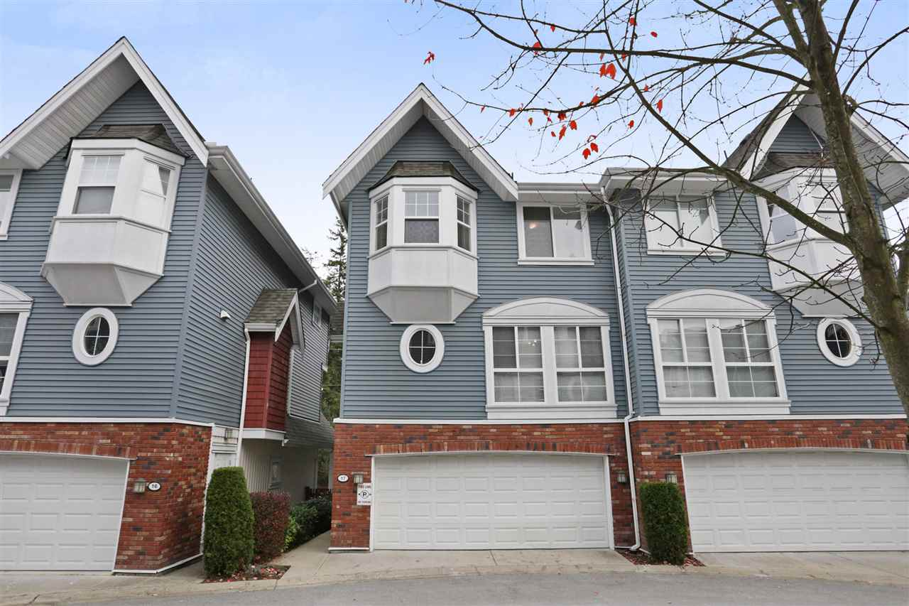 For Sale: 17 - 5889 152nd Street, Surrey, BC   4 Bed, 4 Bath Townhouse for $599,900. See 20 photos!