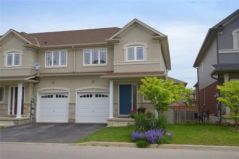 Townhouse for sale at 615 Rymal Rd E Unit 17 Hamilton Ontario - MLS: H4057137