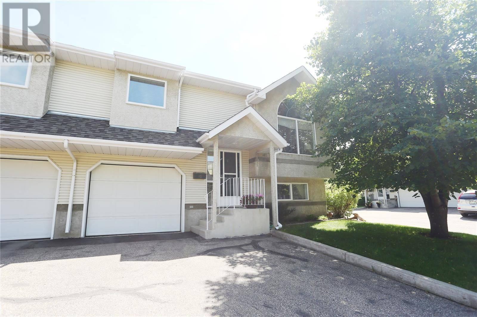 Townhouse for sale at 644 Heritage Ln Unit 17 Saskatoon Saskatchewan - MLS: SK782527