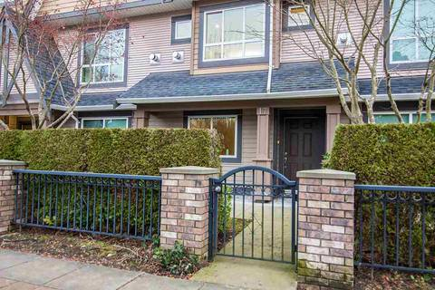 Townhouse for sale at 7333 Turnill St Unit 17 Richmond British Columbia - MLS: R2337707