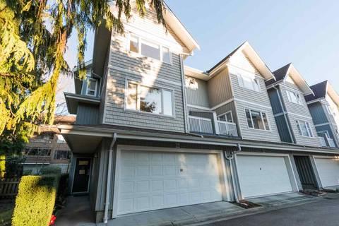 Townhouse for sale at 7420 Moffatt Rd Unit 17 Richmond British Columbia - MLS: R2343981